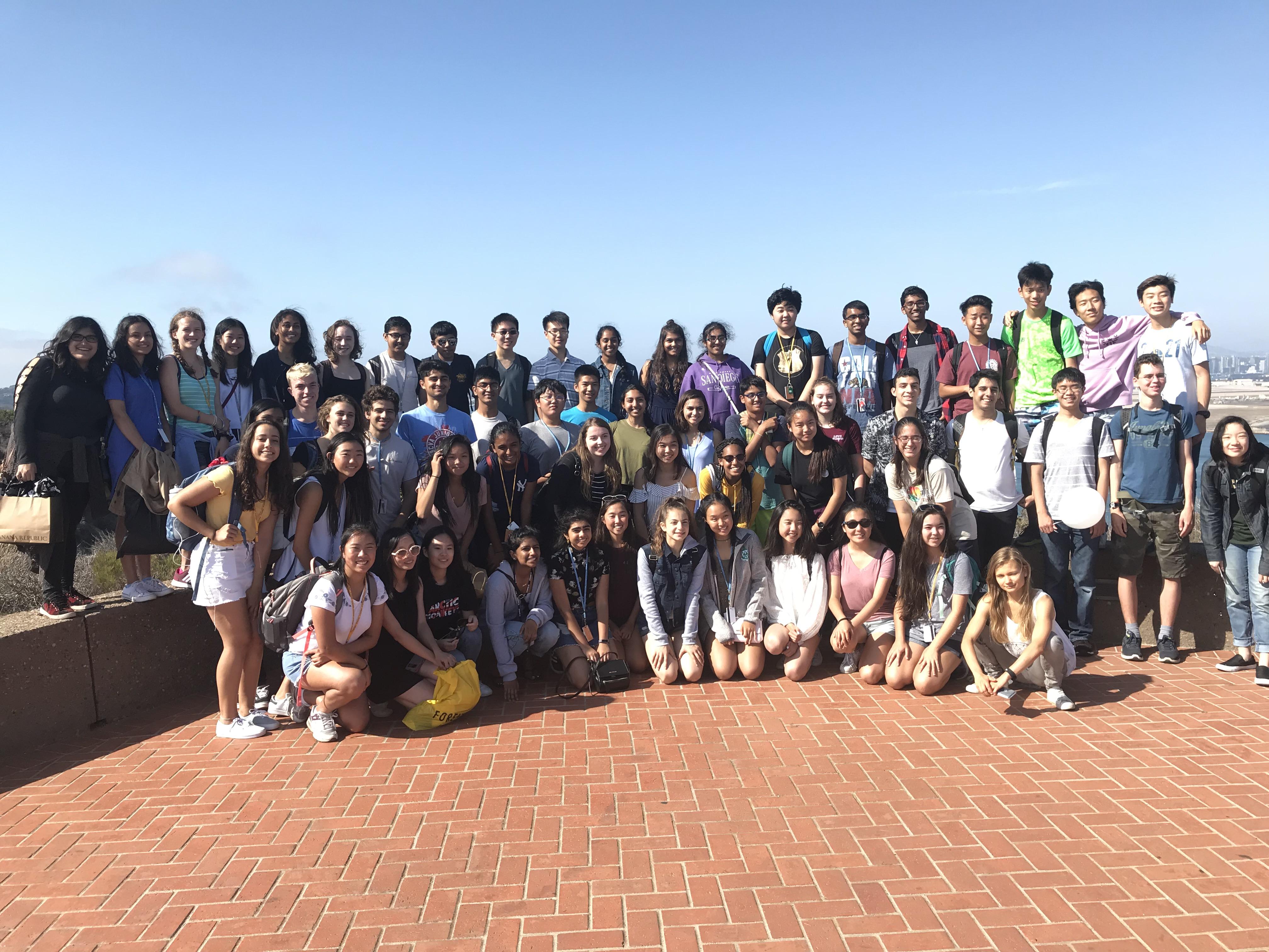 Summer Program - Chemistry | Rosetta Institute: Biomedical Camps
