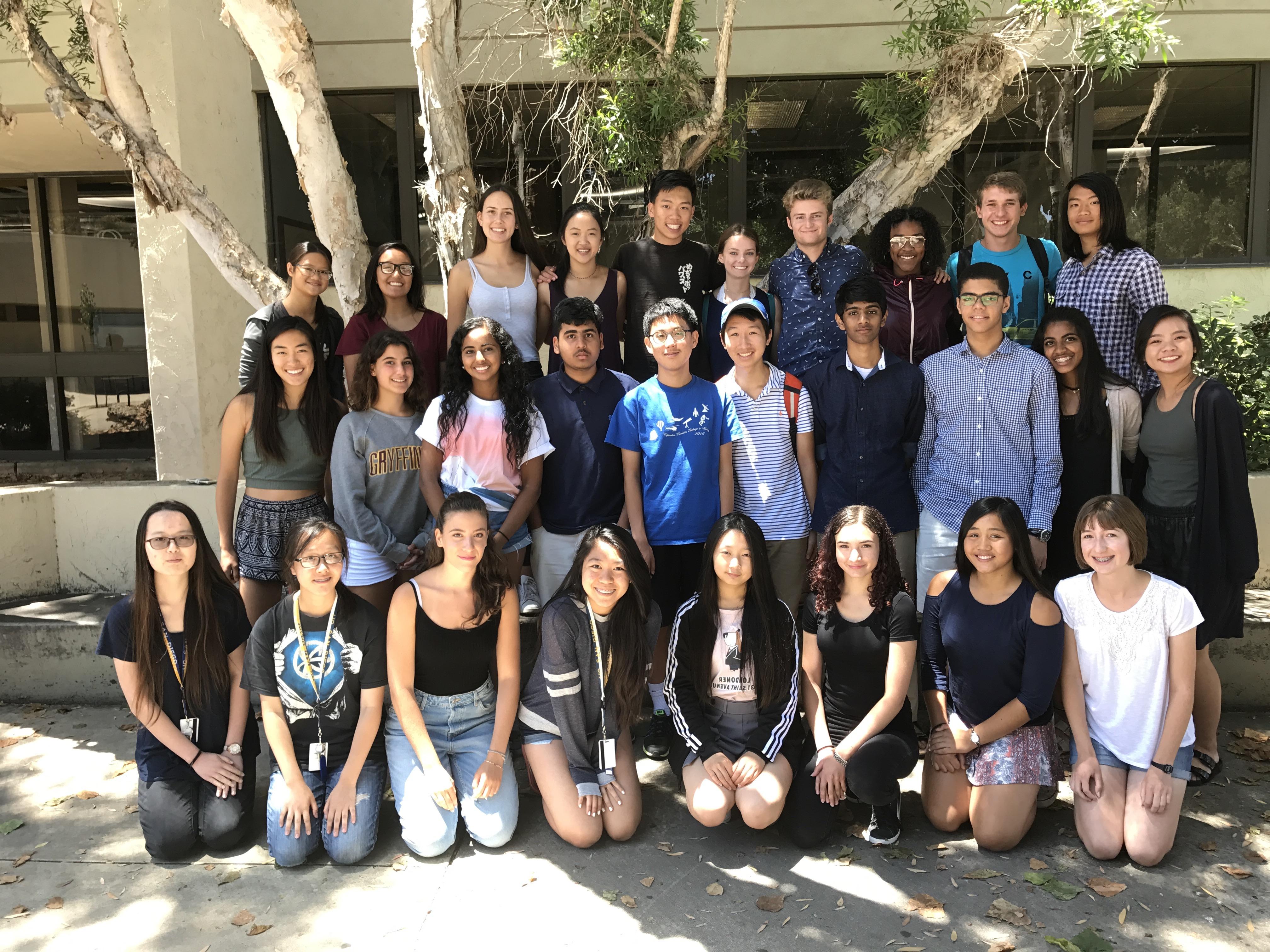 Summer Program - Biology | Rosetta Institute: Biomedical Camps