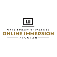 Summer Program Wake Forest University: Online Immersion Program