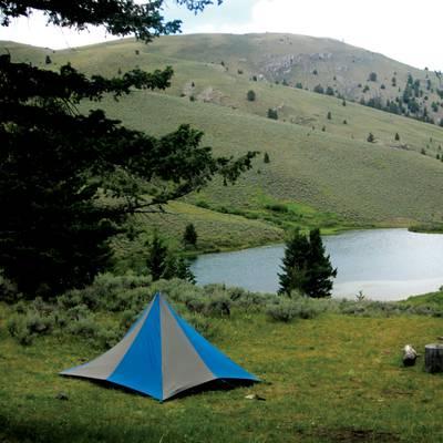 Summer Program - Hiking | NOLS Salmon Backpacking and Rafting Adventure