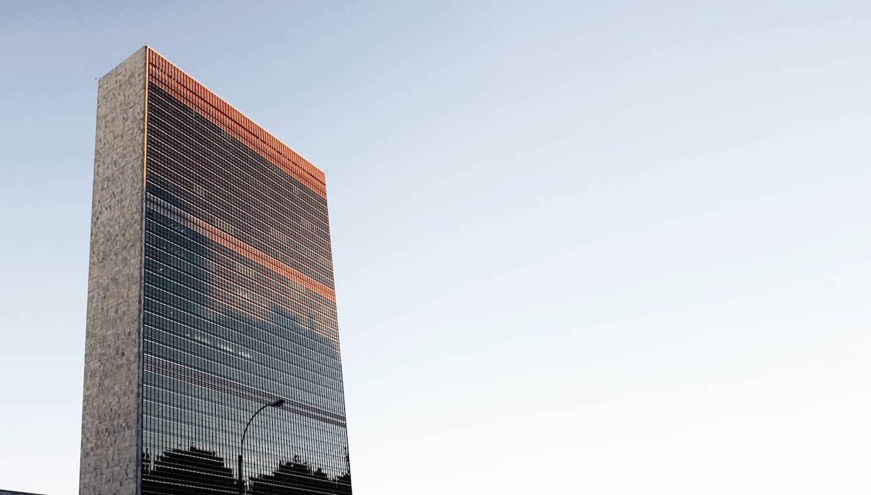 The School of The New York Times: Inside the UN / Journalism / Law
