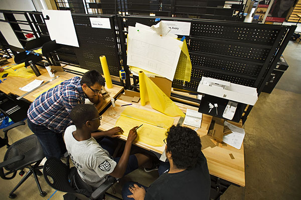 University of Maryland: Terp Young Scholars | School of Architecture