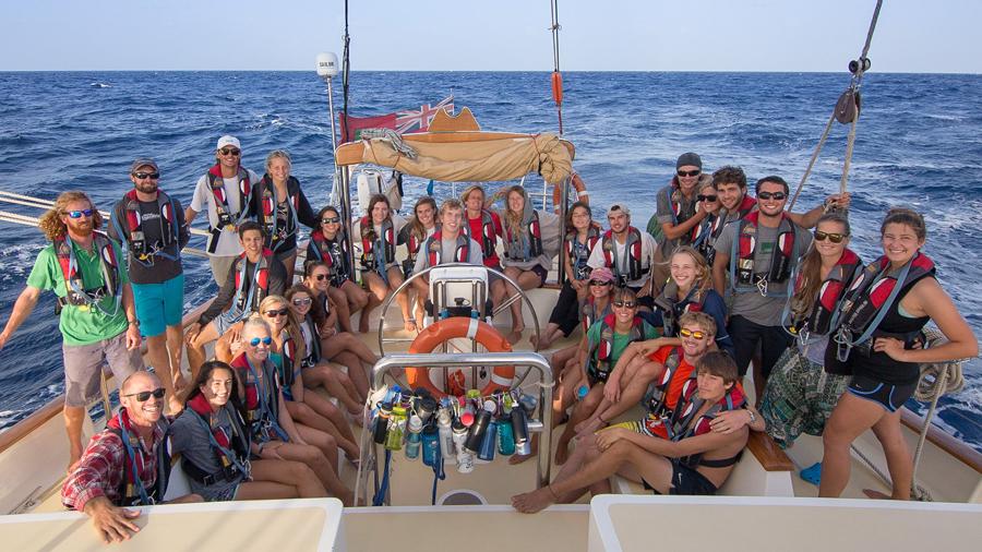 Sea|mester – Adventure & Academic Gap Year at Sea