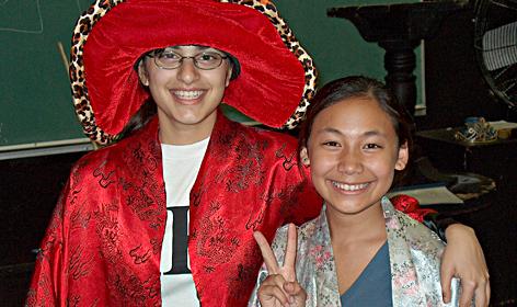 Summer Program - Musical Theatre Arts   San Francisco Shakespeare Festival: Upstart Crows