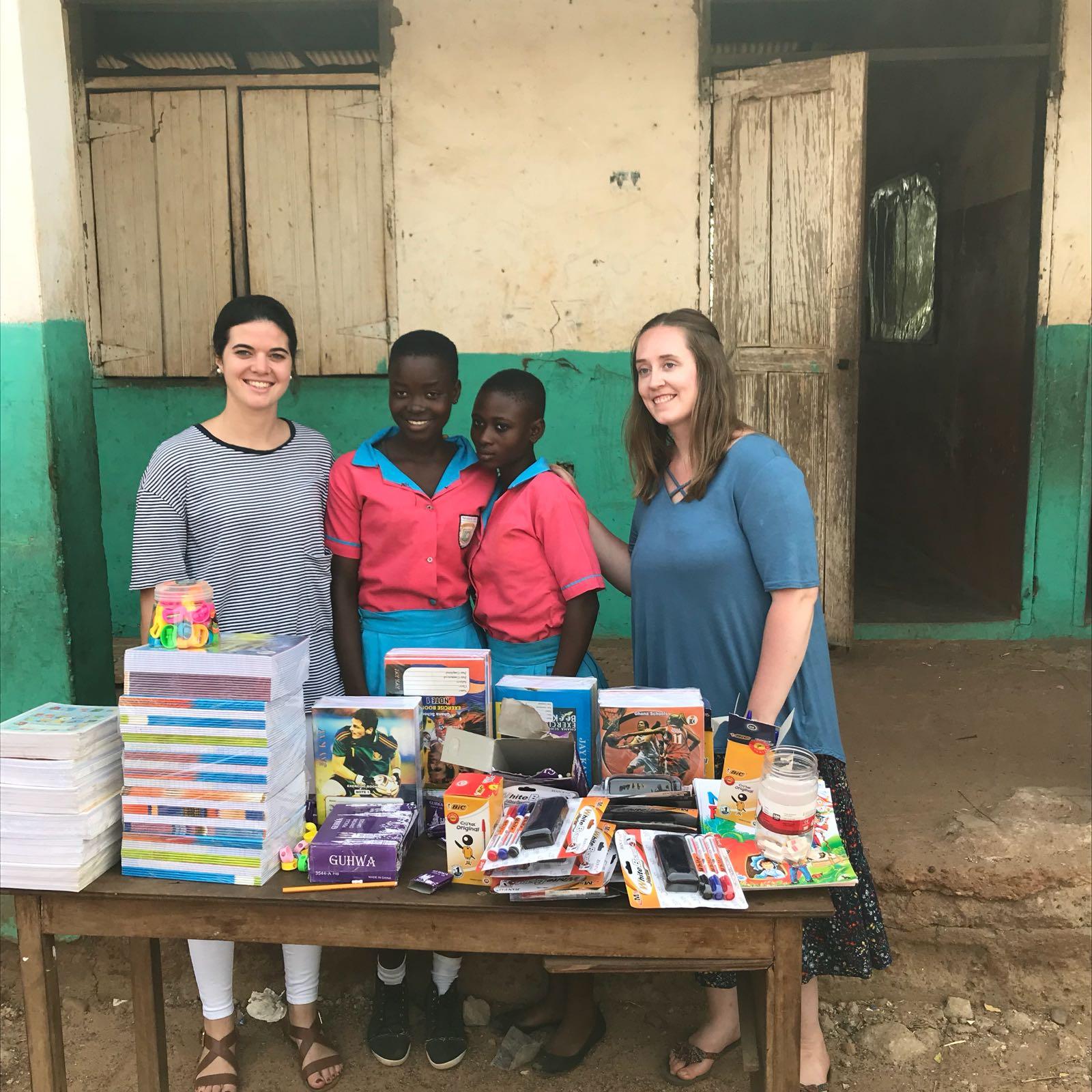 Volunteering Solutions: 2 Weeks Special Volunteer Program in Ghana