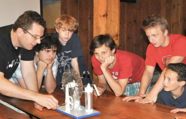 Summer Program - Arts | SigmaCamp: Residential STEM summer program