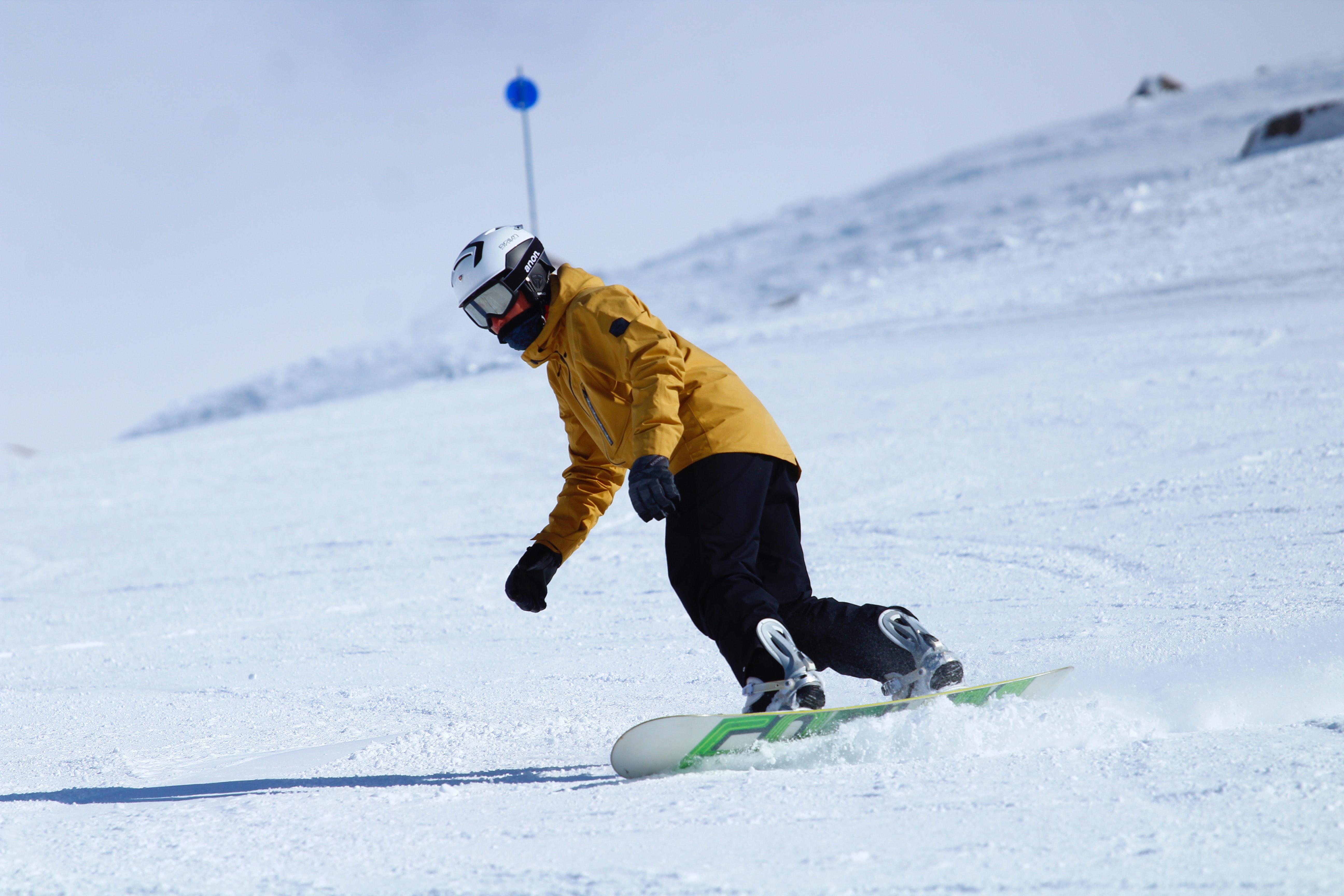 Arcos Journeys: Ski & Snowboard Camp in Patagonia