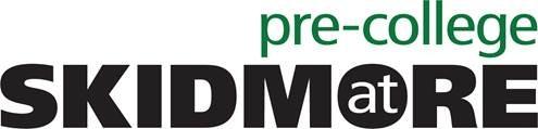 Skidmore Pre-College Program