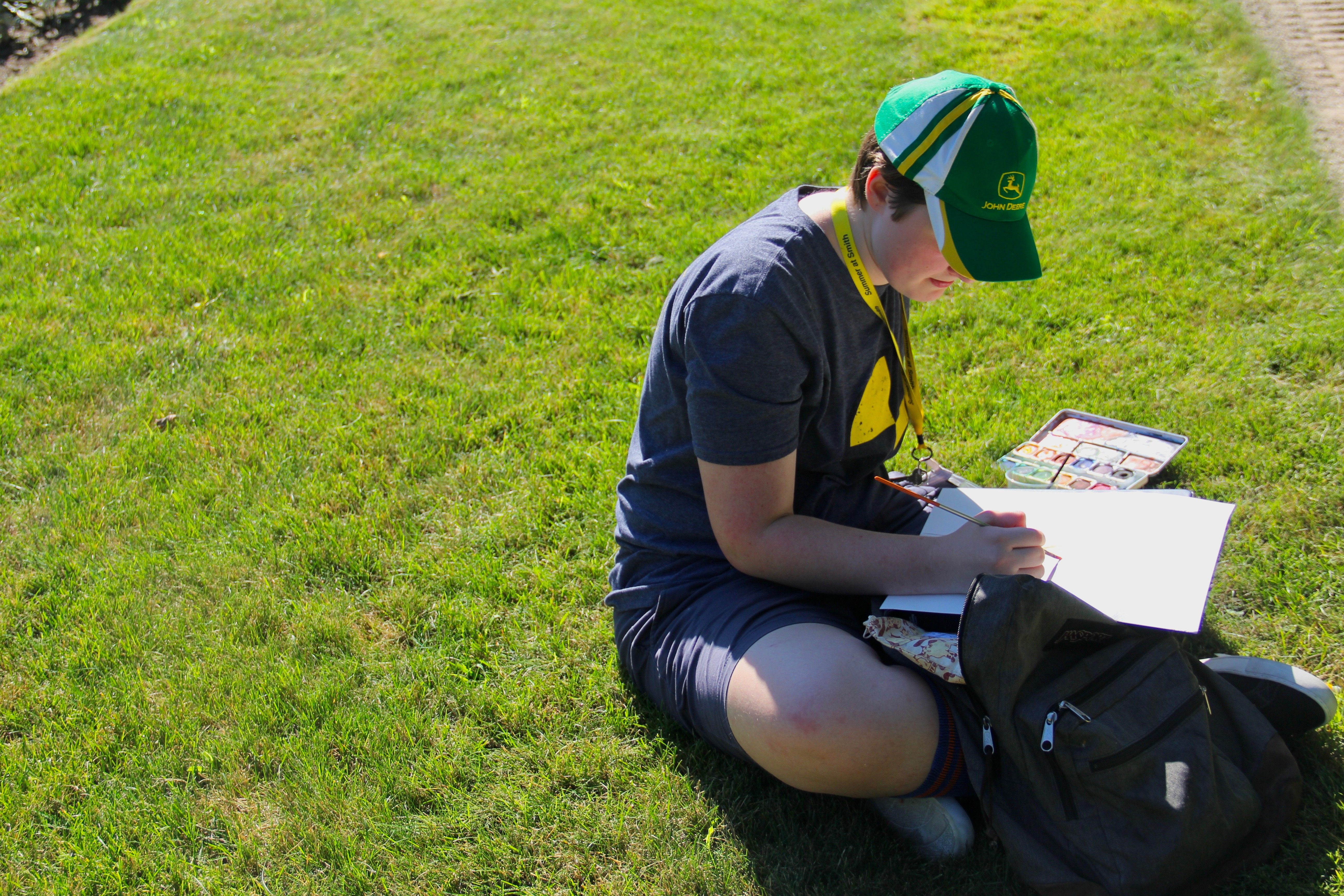Smith Precollege Summer Programs – Sustainable Futures: Sustaining Positivity in an Age of Climate Anxiety