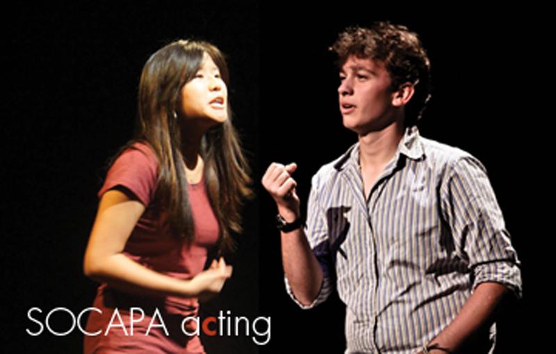 SOCAPA: Acting Camp