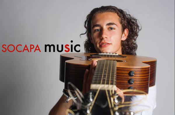 Summer Program - Music | SOCAPA: Music Camp