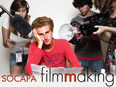 Summer Program - Filmmaking and Digital Media | SOCAPA: Performing Arts