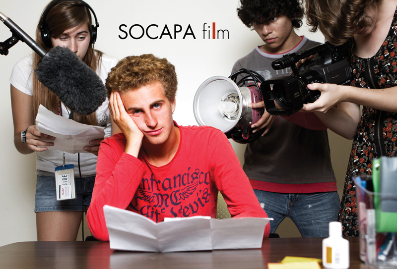 Summer Program - Filmmaking and Digital Media   SOCAPA: Screenwriting Camp