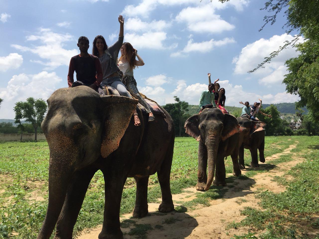 Gap Year Program - Social Travel: Volunteer in Jaipur  3