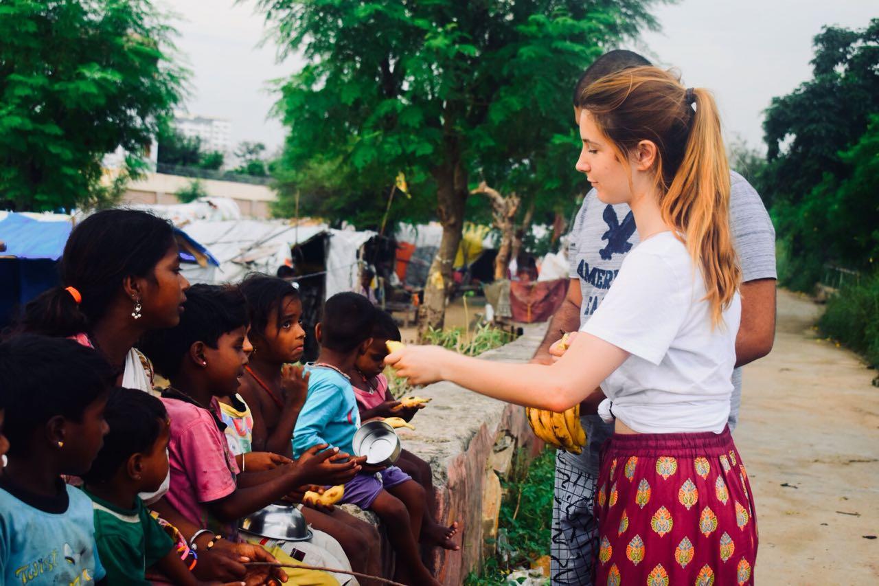 Gap Year Program - Social Travel: Volunteer in Jaipur  4