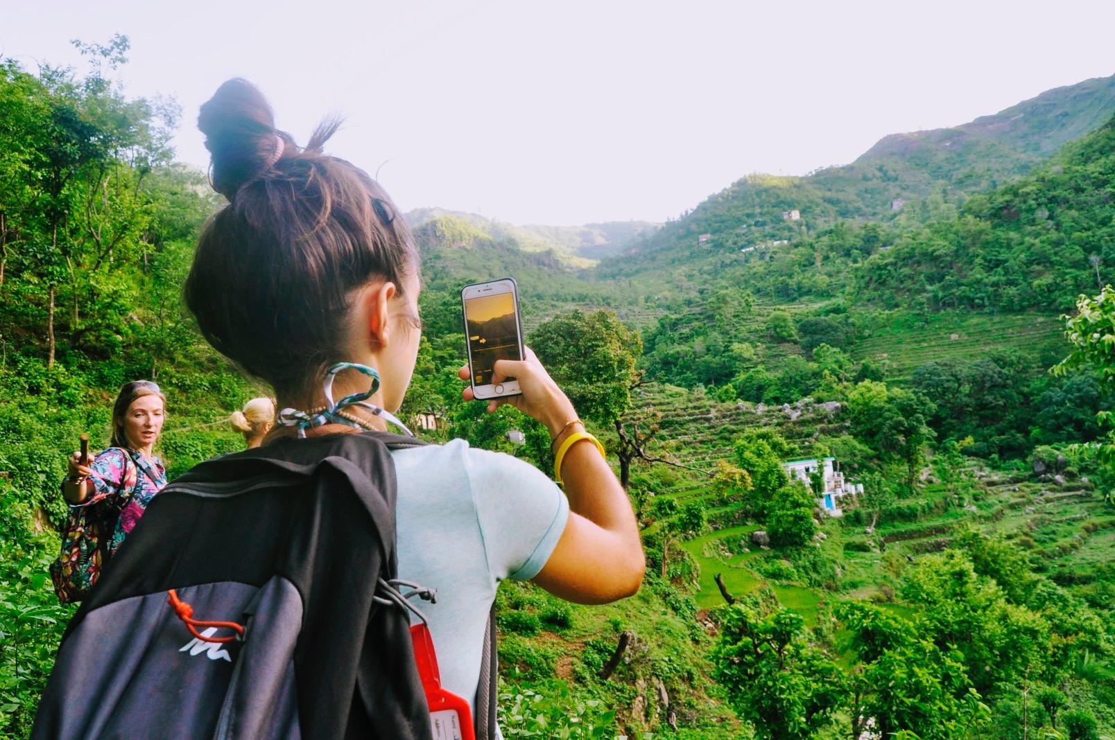 Gap Year Program - Social Travel: Volunteer in Rishikesh, India  3