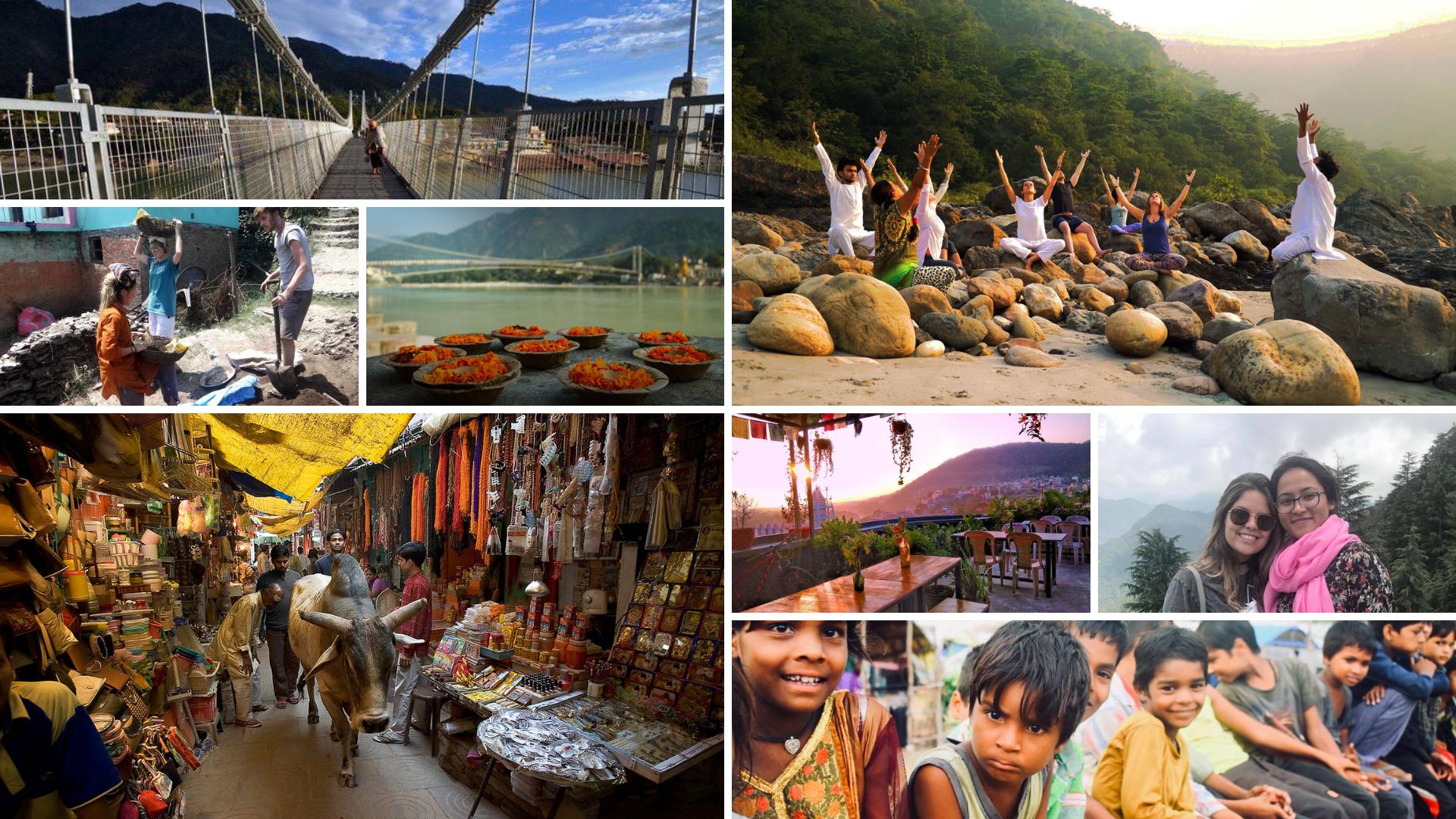 The Tarzan Way: Social Travel: Volunteer in Rishikesh, India