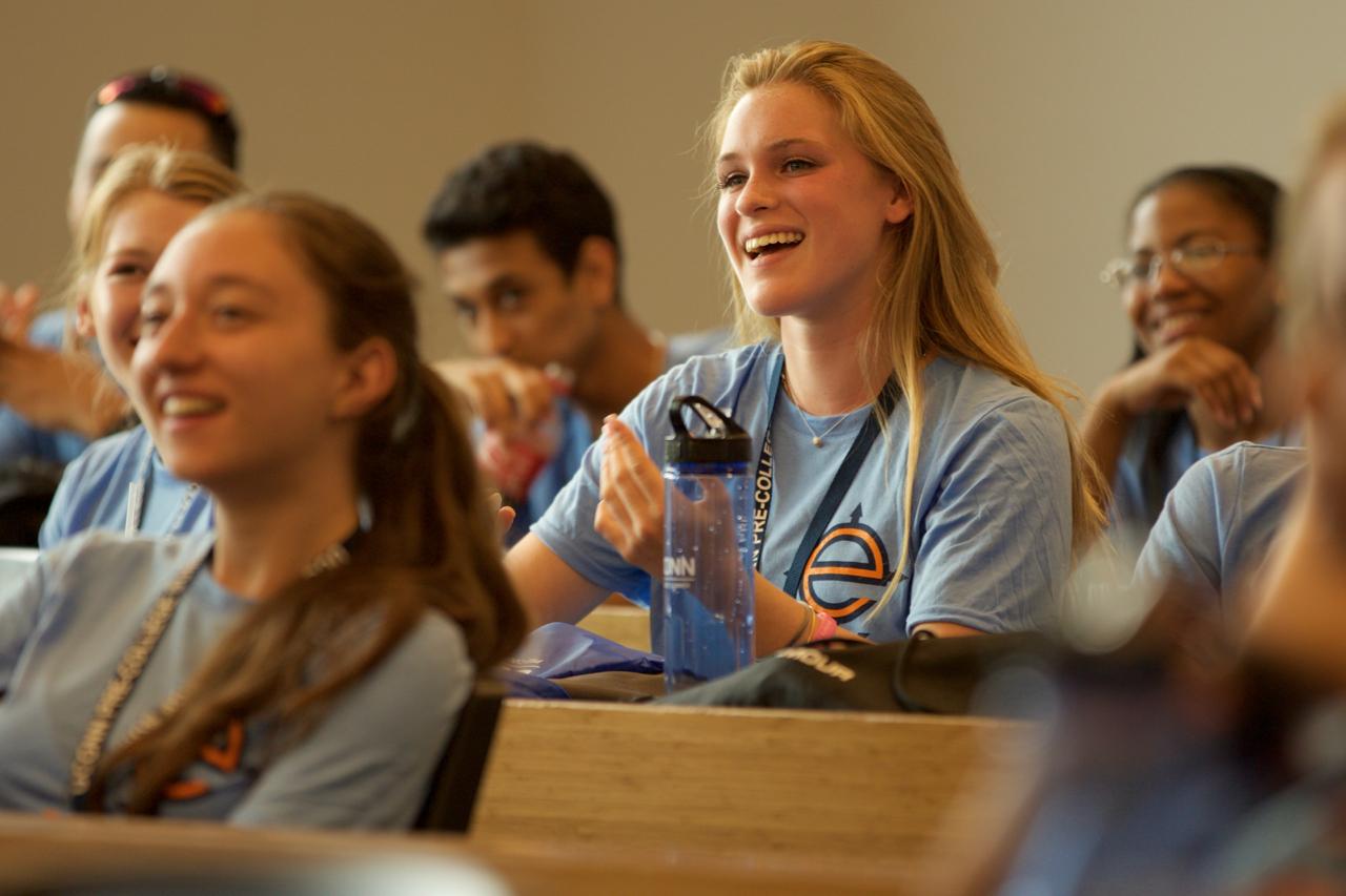 Summer Program - College Experience   UConn Pre-College Summer: Sociology - Human Behavior