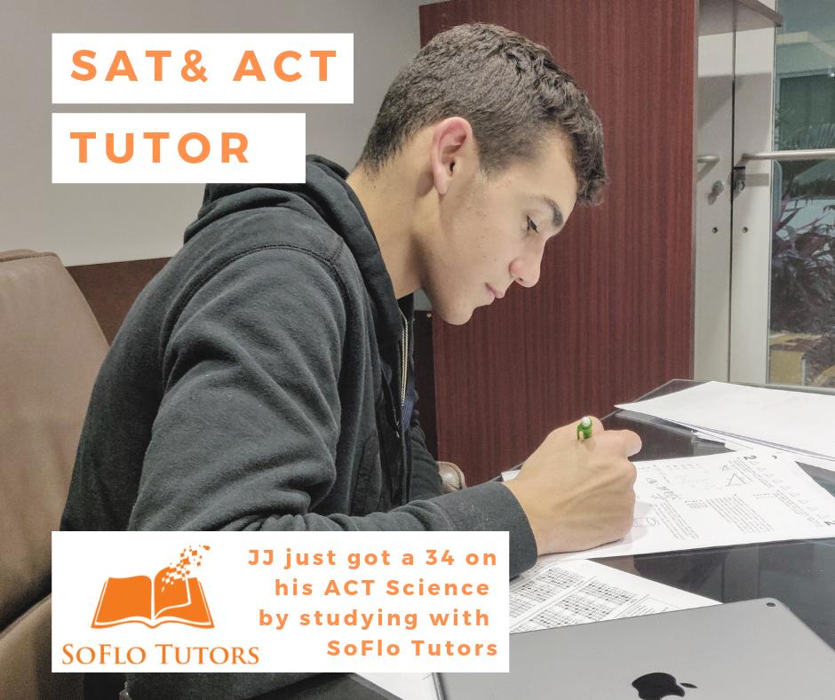 Business - SAT Prep | SoFlo SAT Tutoring