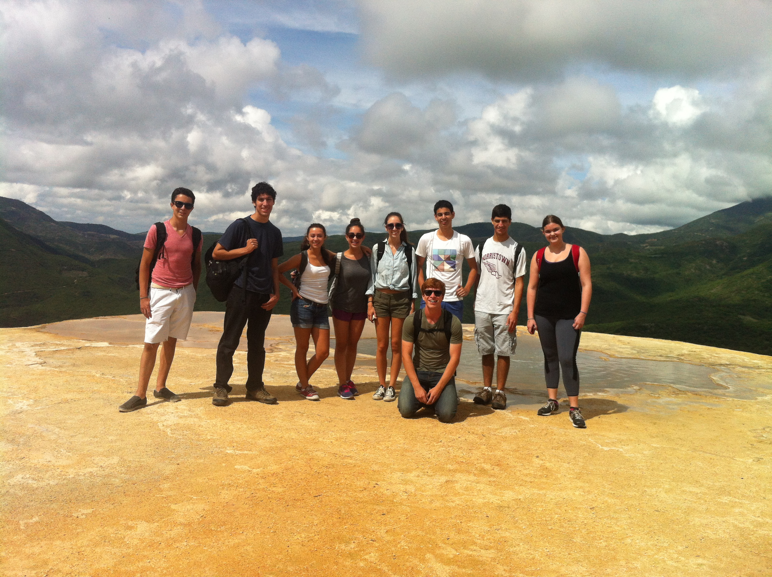 Summer Program - Health and Well Being | Arcos Journeys: High School Study Abroad