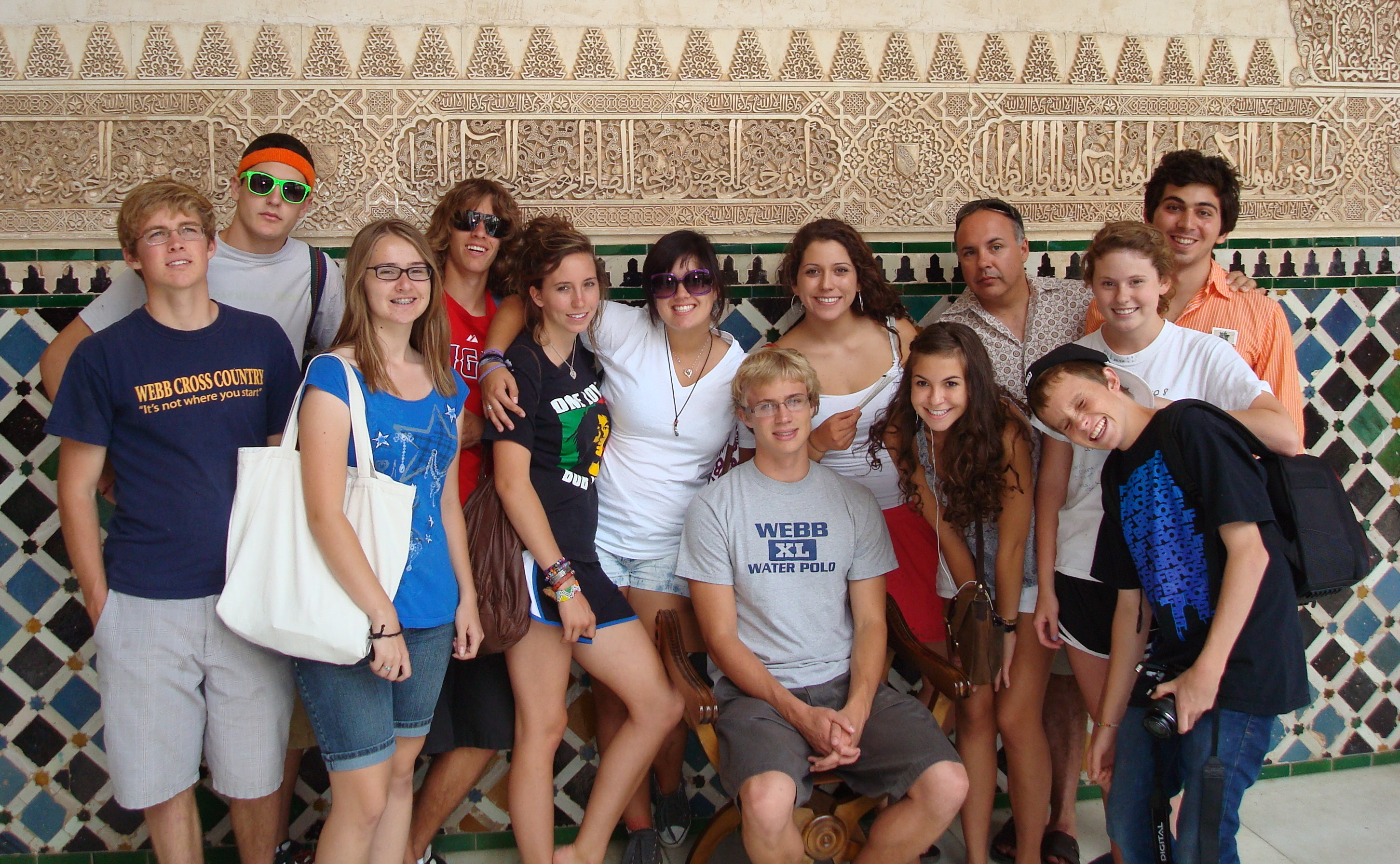Summer Program - Group Travel | Arcos Journeys: High School Study Abroad
