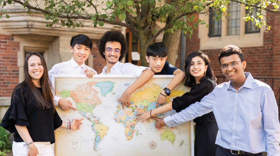 Yale Young Scholars' Solving Global Challenges Program