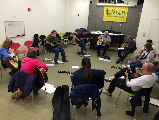Washington Conservatory of Music: Songs With Friends