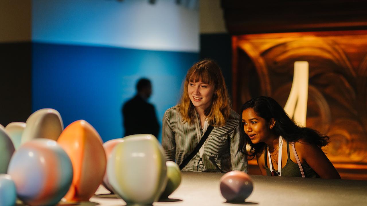 Summer Program - Arts | Sotheby's Summer Institute Precollege Program