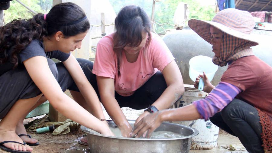 Summer Program - Preserving the Environment   ARCC Programs: Southeast Asia - Grassroot Initiatives