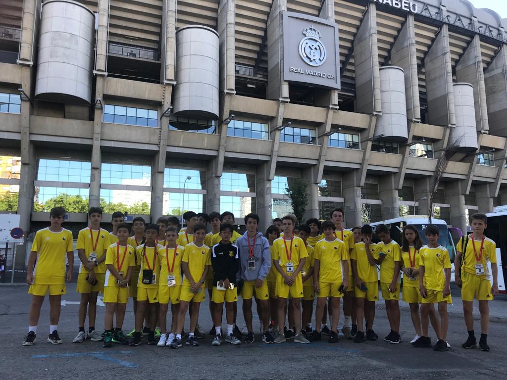 Soccer Camps International: Spain