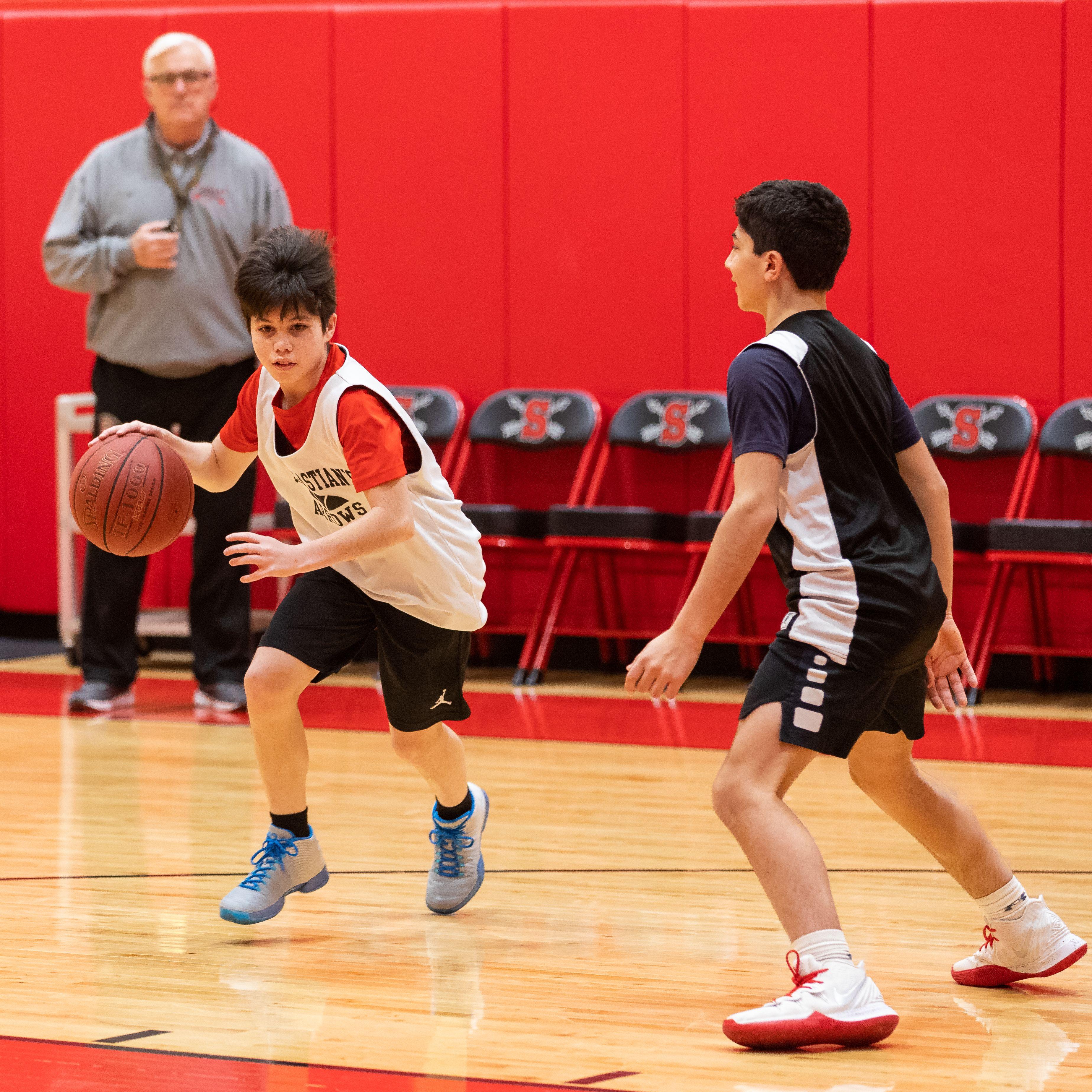 St. Sebastian's Basketball Clinics