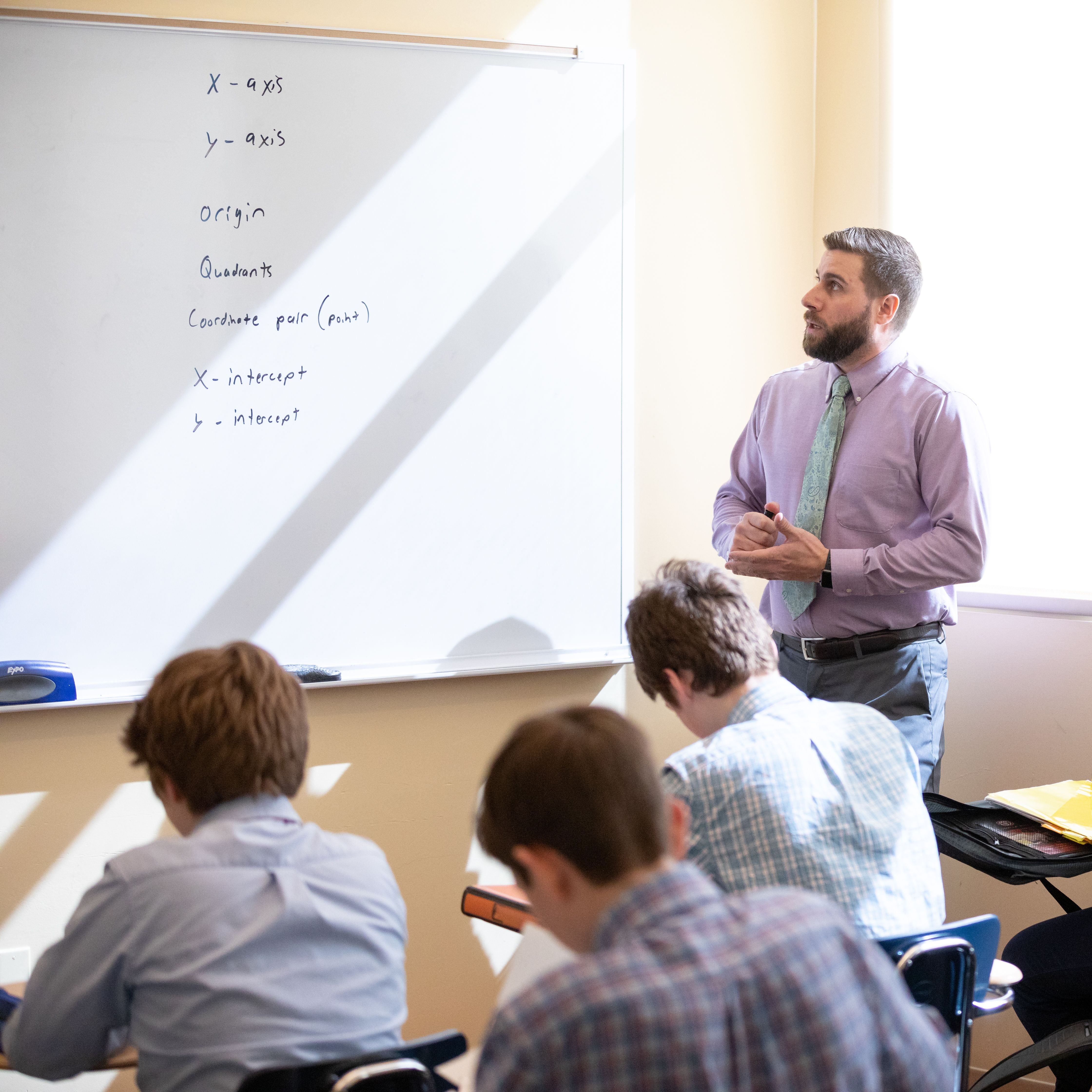 St. Sebastian's Math Workshop