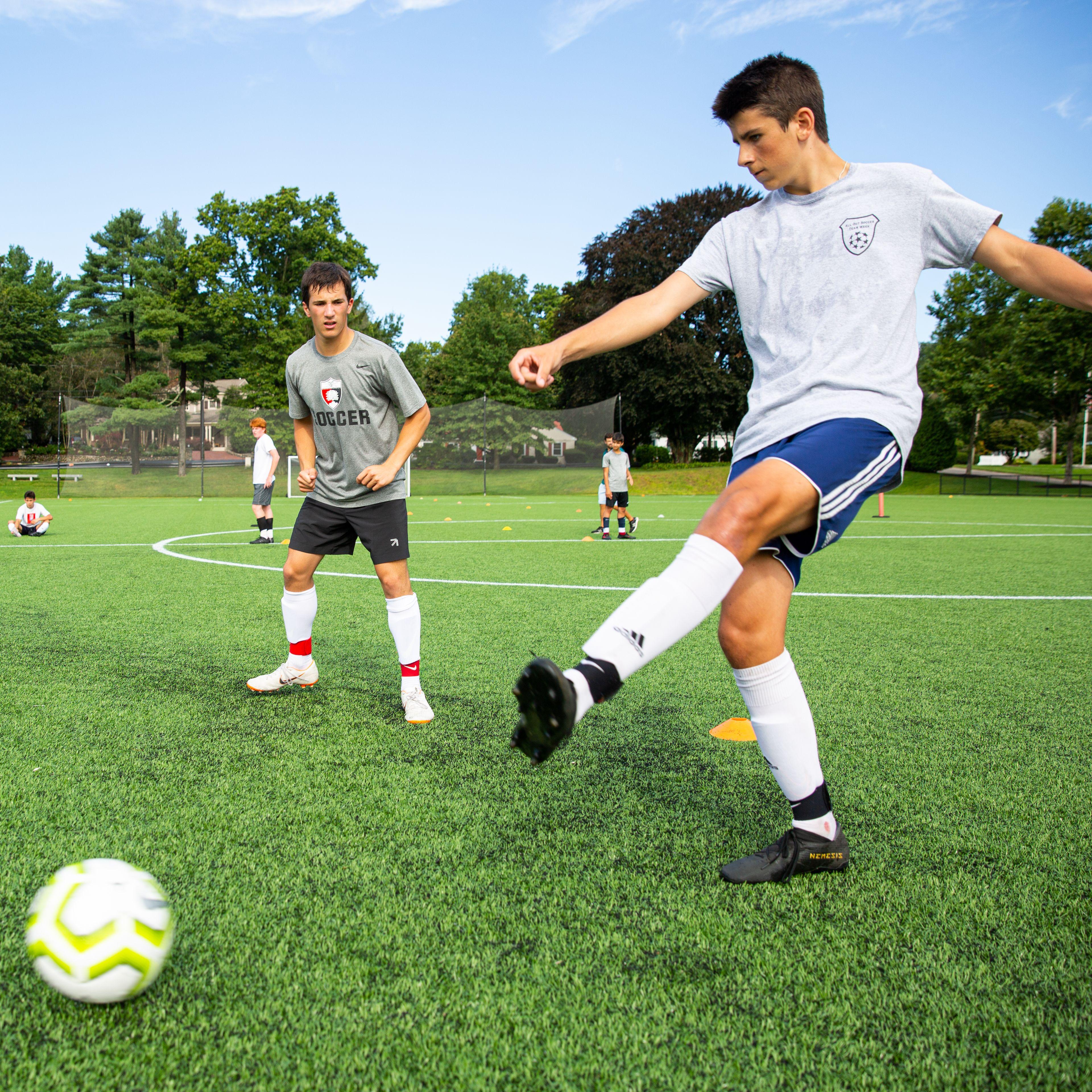 St. Sebastian's Soccer Clinic