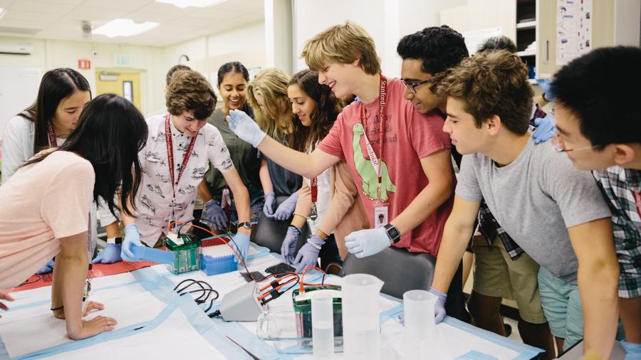 Summer Program - Computer Science | Stanford Pre-Collegiate Summer Institutes