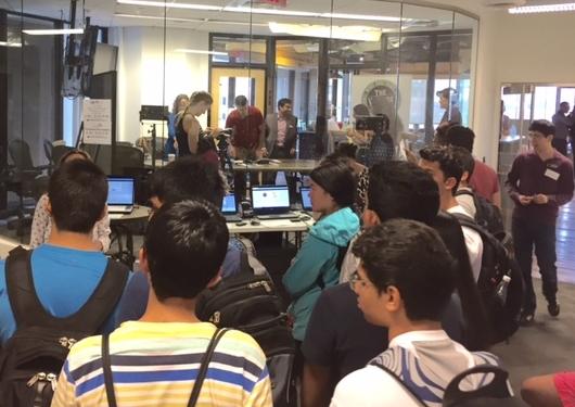 Boston Leadership Institute: STEM Entrepreneurship Summer Program