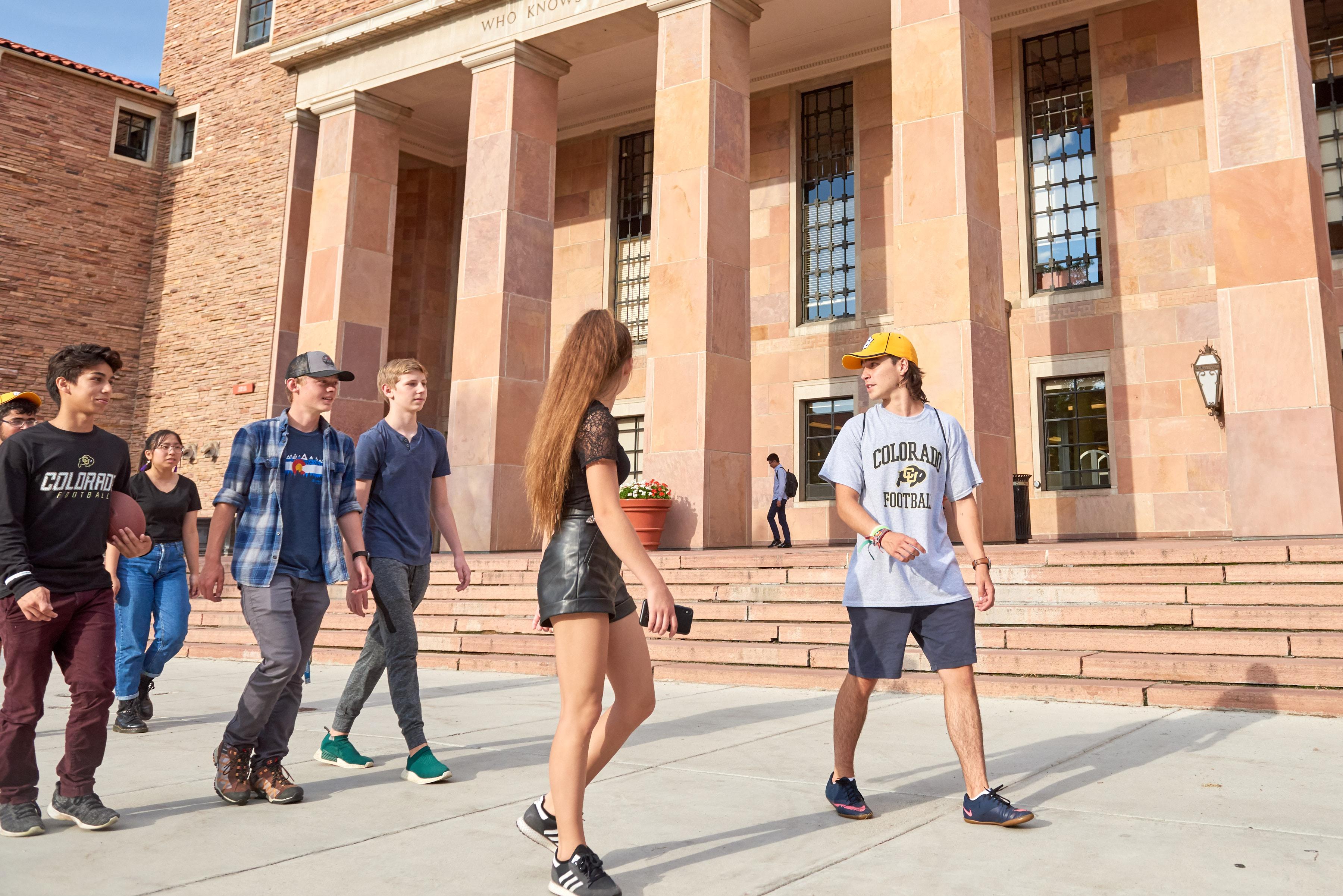 Summer Discovery: University of Colorado Boulder – STEM