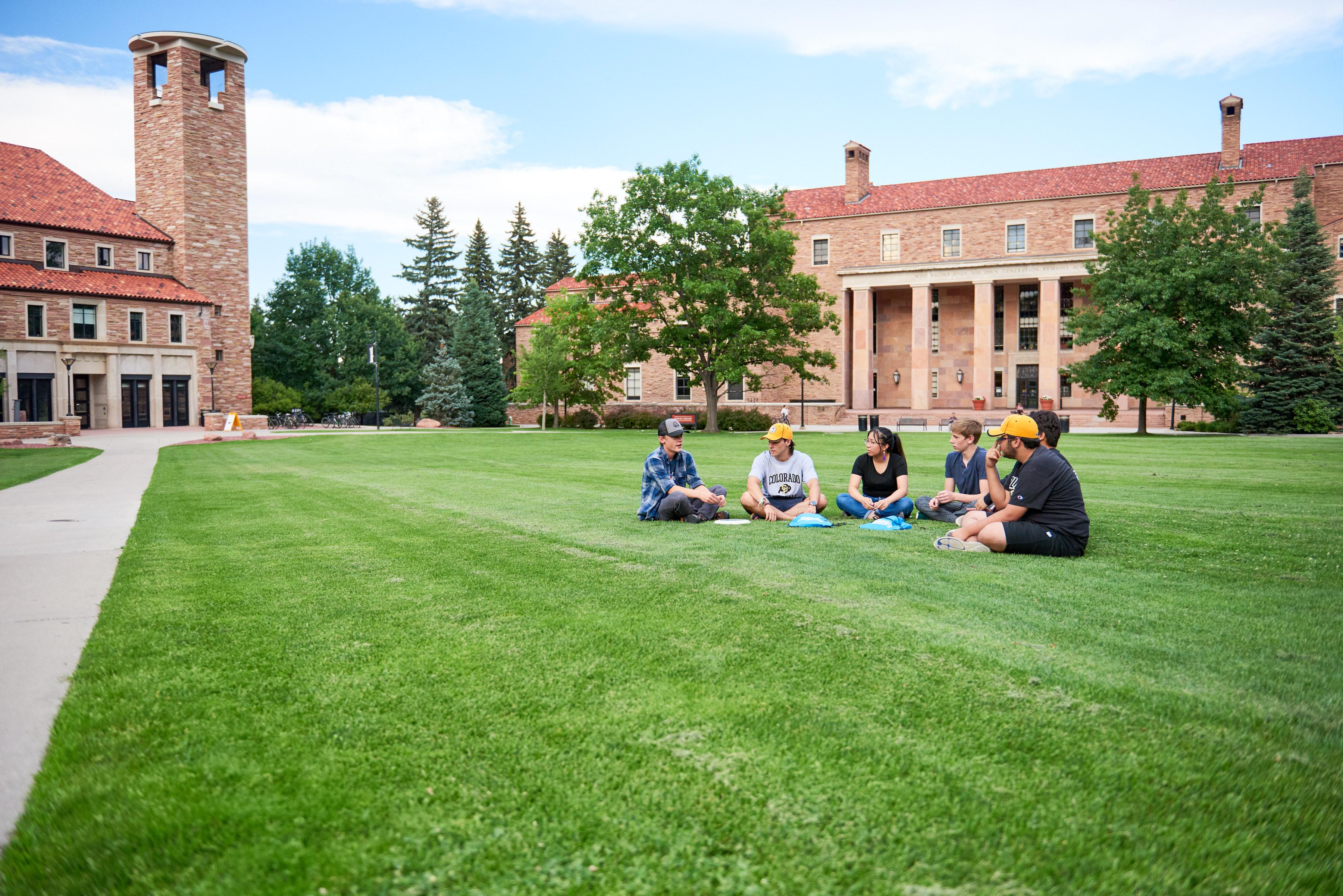 Summer Program - Computer Science | Summer Discovery: University of Colorado Boulder - STEM
