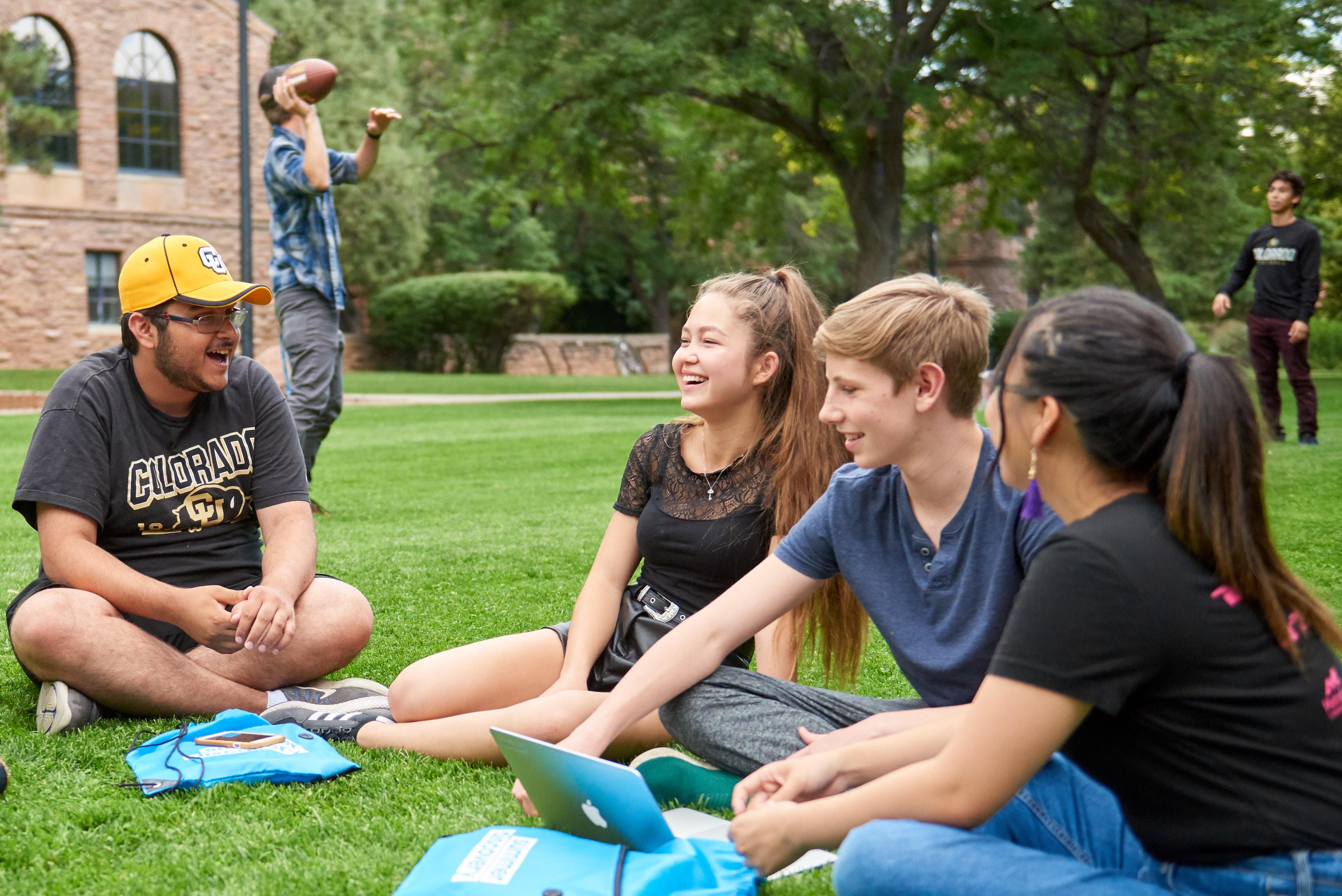 Summer Program - Coding | Summer Discovery: University of Colorado Boulder - STEM