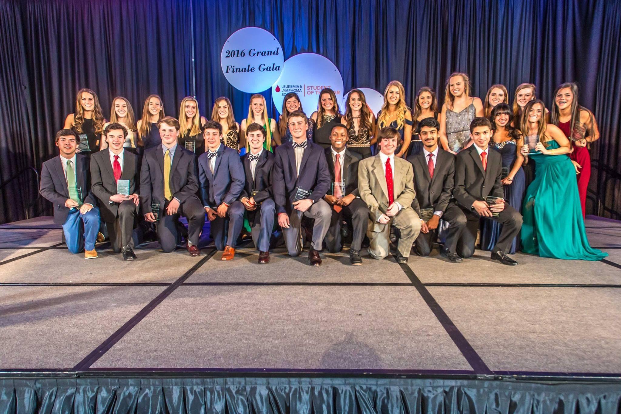 Leukemia & Lymphoma Society – Student of the Year Campaign