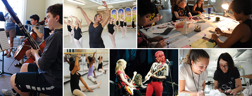 Summer Program - Dance | Summer @ Cornish