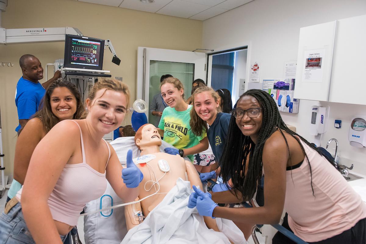 Johns Hopkins University: Pre-College Summer Programs