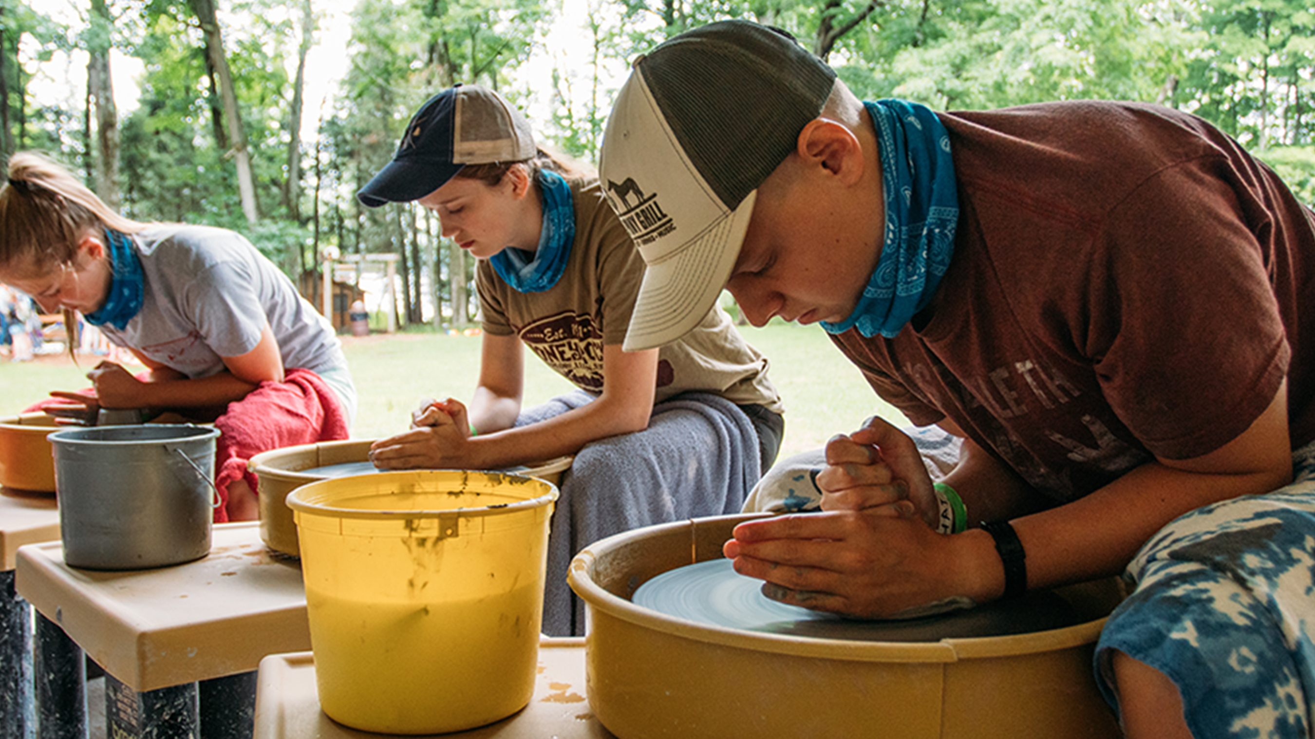 Summer Camps at HoneyRock