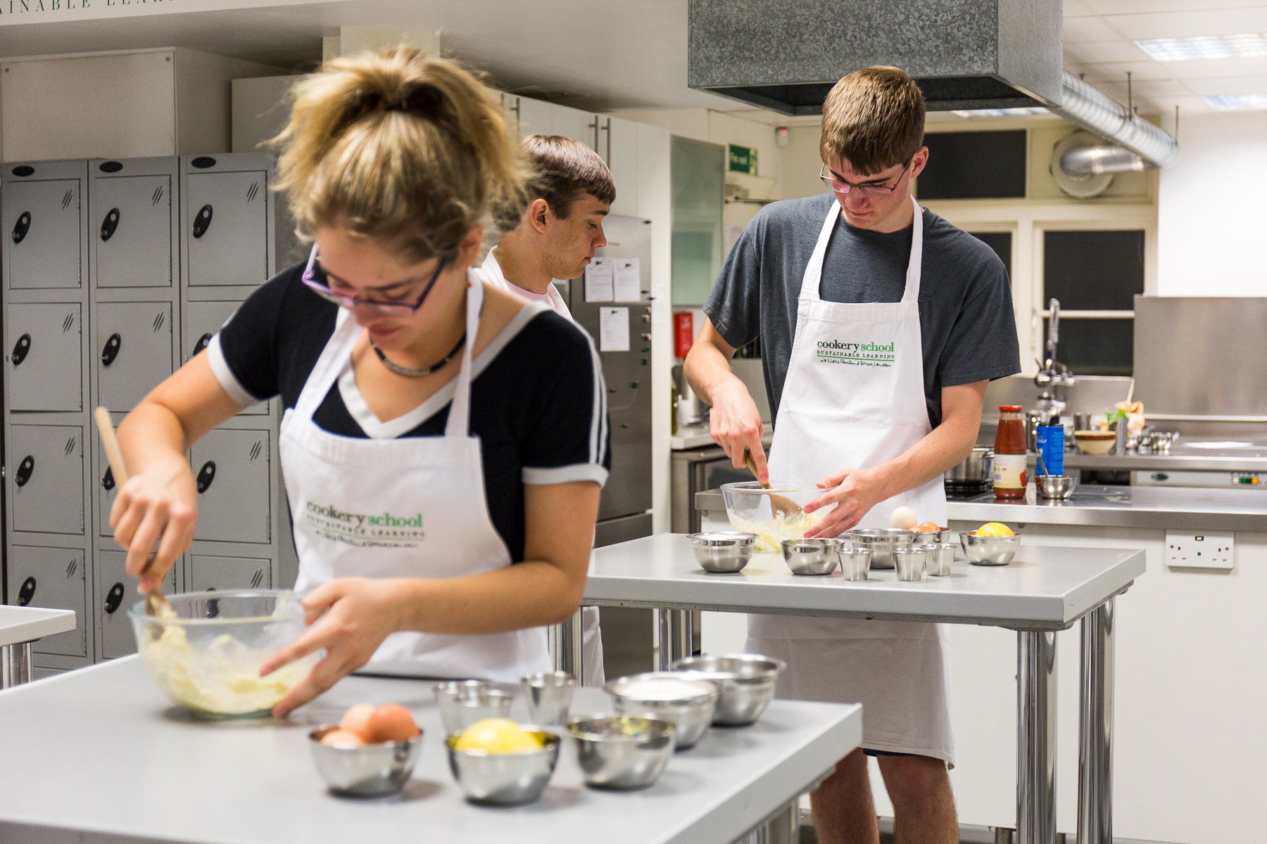 Summer Cooking Camp for Teens