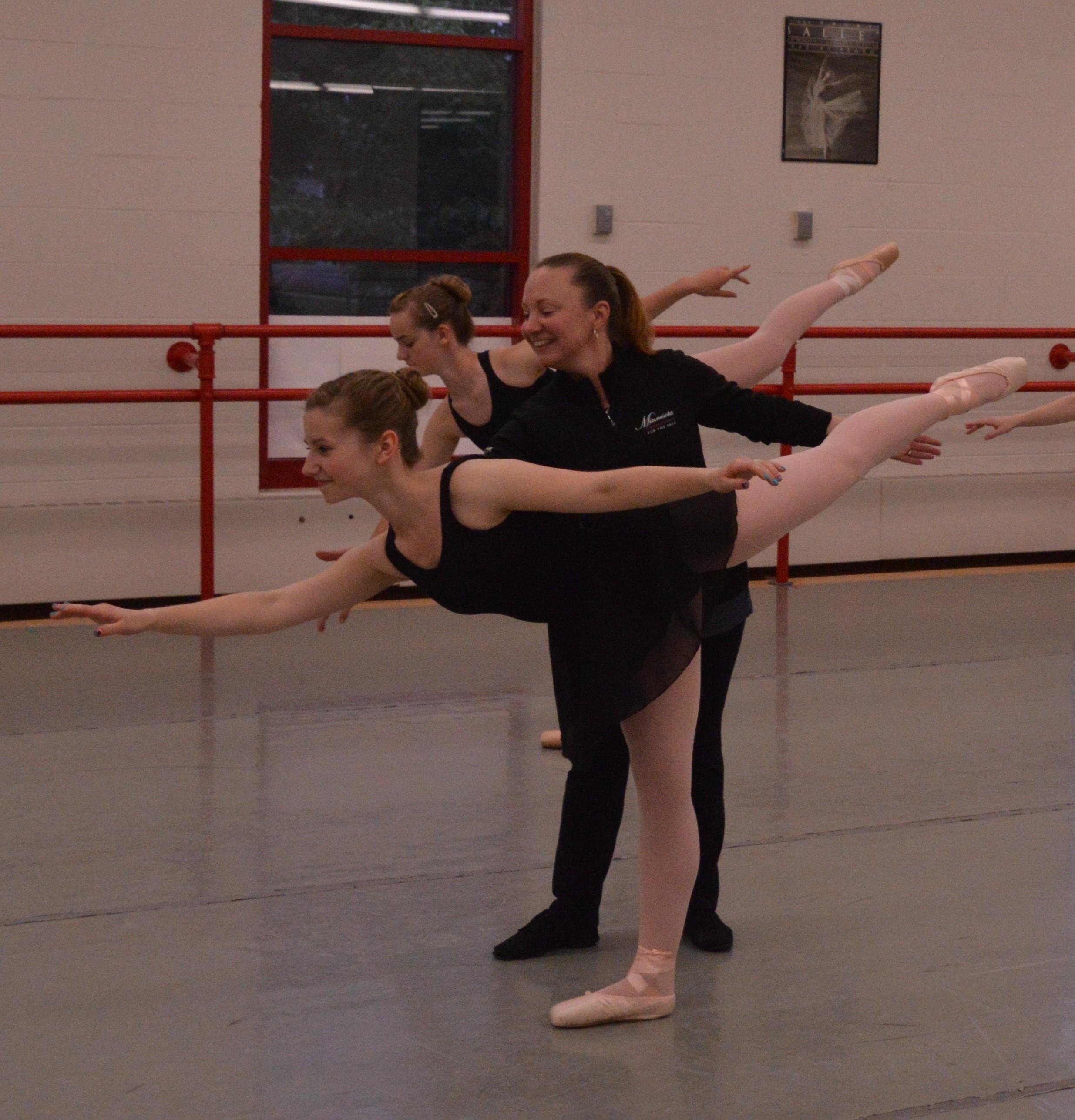 Summer Program - Musical Theatre Arts   Minnesota Conservatory of the Arts: Summer Dance Intensive