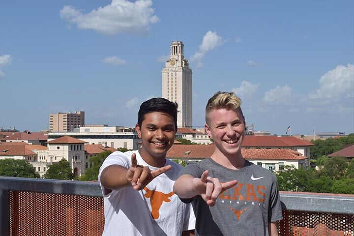 Summer Discovery: University of Texas at Austin