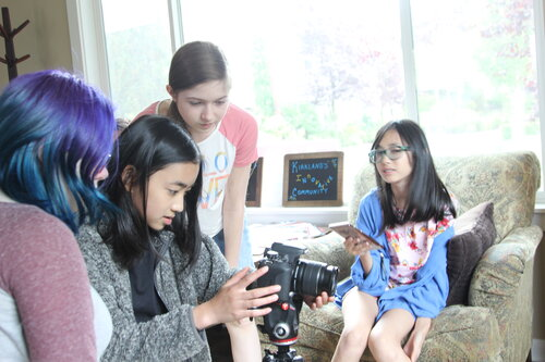 Cherry Street Films: Summer Filmmaking Day Camp