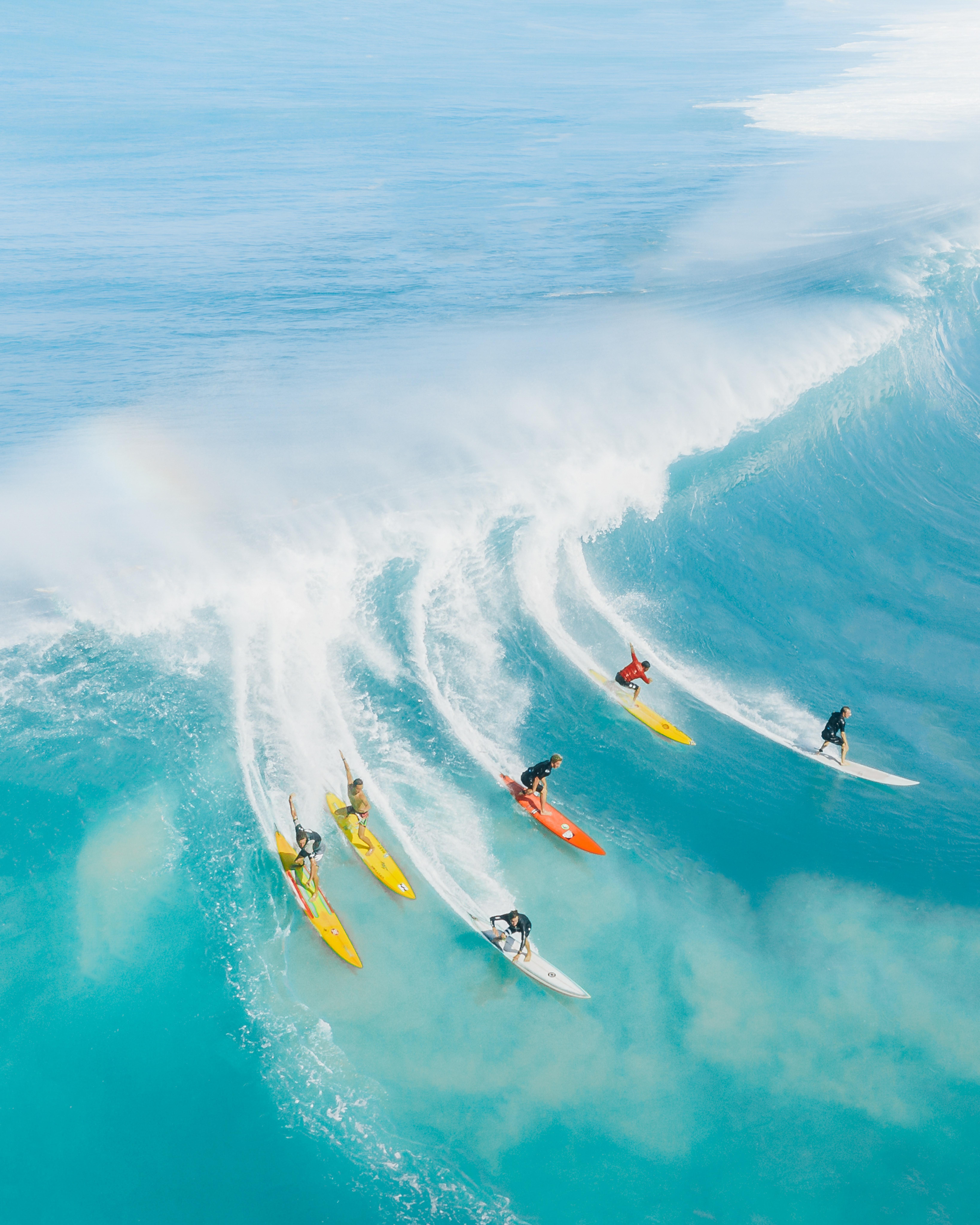 Summer Program - Water Sports | Abbey Road Programs: Hawaiian Adventure