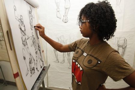 Otis College of Art and Design: Summer of Art, College Preparation Program