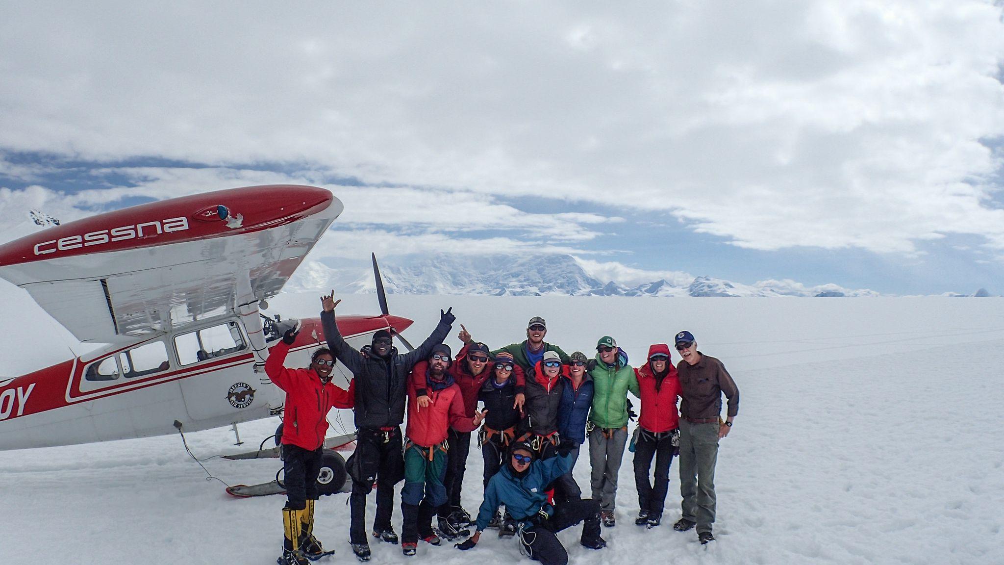 Summer Program - Kayaking | NOLS Summer Semester in Alaska