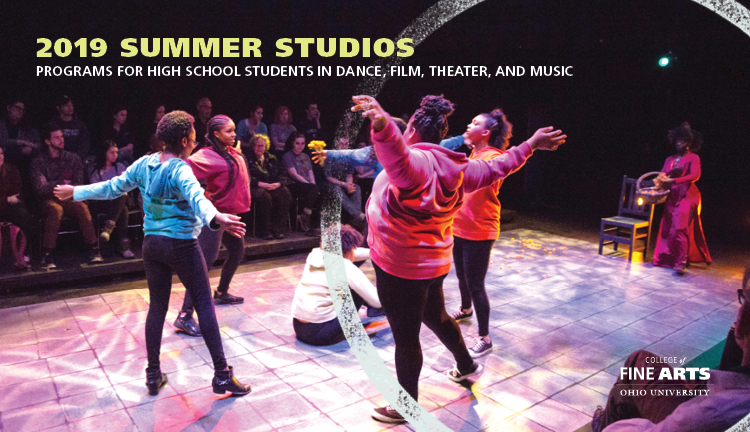 Summer Program - Music | Summer Studios at Ohio University